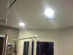 Panel LED Circular - Aplicaciones