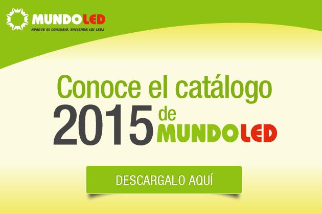 catalogo mundo led 2015
