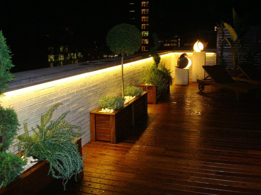 Utilidades de la iluminaci n led mundo led Iluminacion decorativa para exteriores