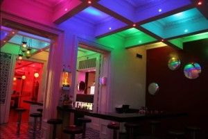 Bombilla LED Dicroica RGB GU10