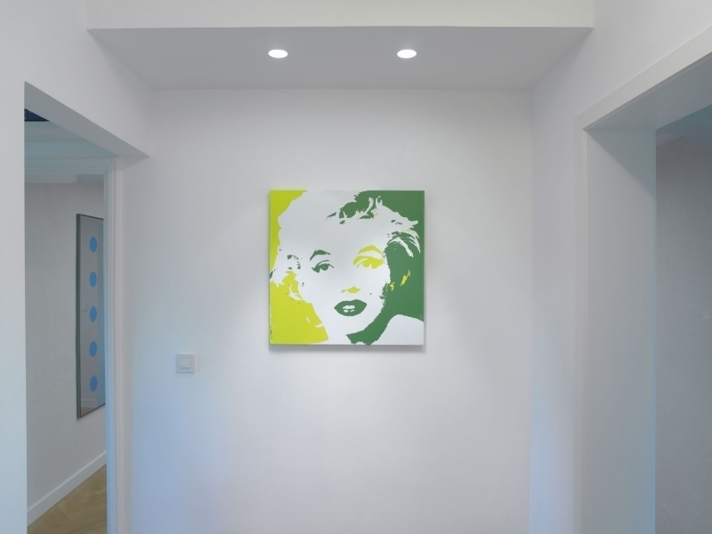 Paneles LED circulares: iluminación ideal