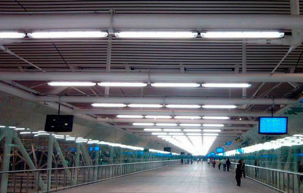 Tubo LED T8 de 240cm