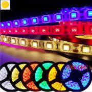 CINTA 60 LED 5050 RGB IP20 12V 5M