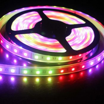 CINTA 60 LED 5050 RGB IP20 12V 5M