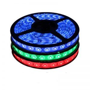 ROLLO CINTAS LED 30XM 50M 5050 IP68 RGB 110V