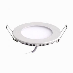 PANEL LED CIRCULAR 6 W CW/WW 110V