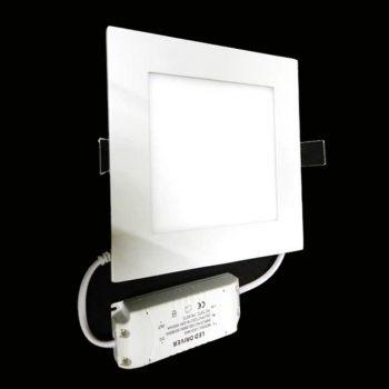 PANEL LED CUADRADO 6 W CW/WW 110V