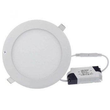 PANEL LED CIRCULAR 9 W CW/WW 110V