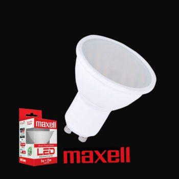 DICROICA LED 5 W GU10 110V WW/CW MAXEL