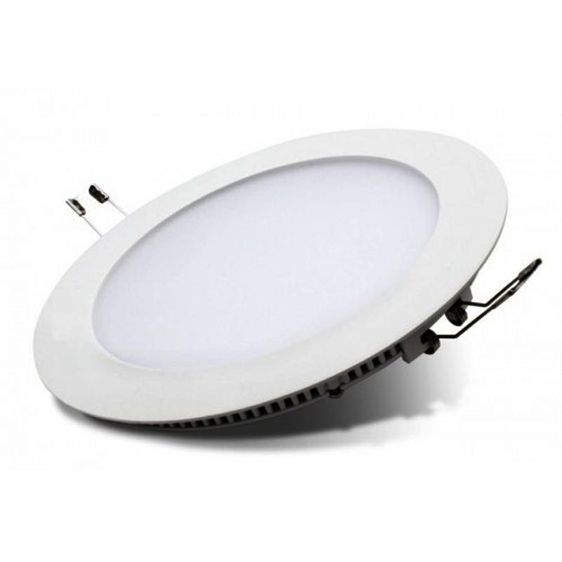 PANEL LED CIRCULAR 24 W CW/WW 110V