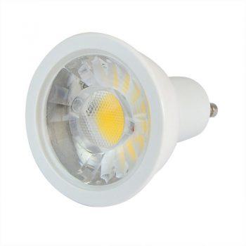 BOMBILLA LED DICROICA BK  4.5W GU10 /MR16  85/240V  CW / WW