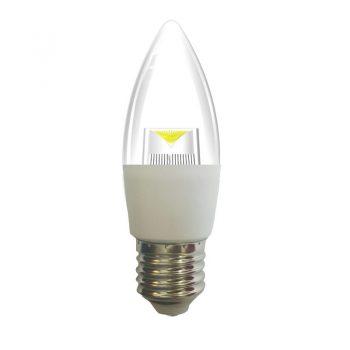 VELAS LED BK 5 WATTS BASES E27 CW