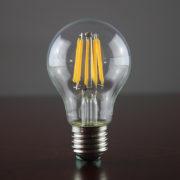 Bombillo LED Filamento 6W-8W E27
