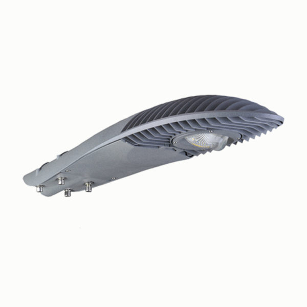 Lámpara LED de calle metálica 75 watts UL