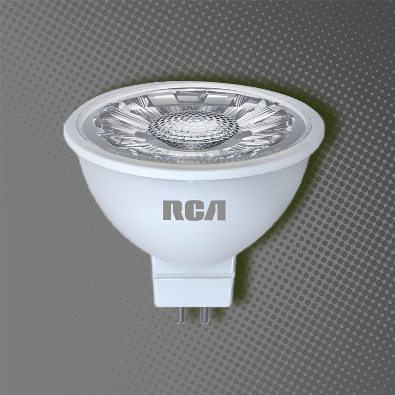DICROICA LED MR16 5W- RCA