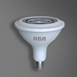 PAR 30 LED RCA- E27 12W CW-WW -2700-4500-6500K
