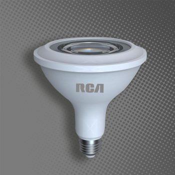 PAR 30 LED RCA- E27 12W CW-WW -2700-4500-6500K