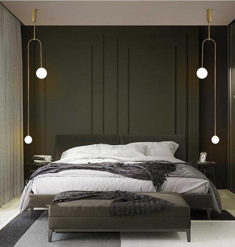 Luces LED para habitación