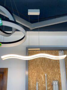 Lámparas de techo modernas
